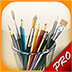MyBrushes Pro – Draw, Paint, Sketch on Infinite canvas (AppStore Link)
